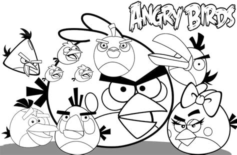 coloring pages angry birds free 10 images of angry birds coloring pages cartoons angry