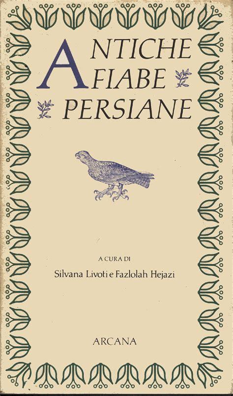 fiabe persiane bibliografia