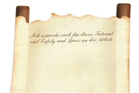 Vorlage Word Schriftrolle Tutorial Real Thing Papierrolle Mit Holzpfl 246 Cken Psd Tutorials De