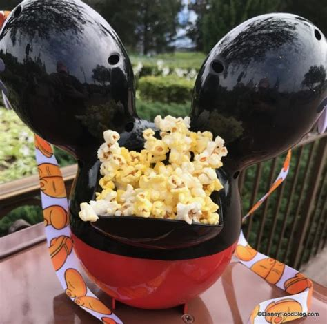 mickey balloon popcorn bucket floats  magic kingdom