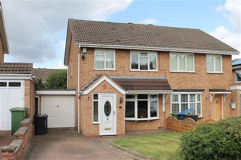 Semi Detached House by 3 Bedroom Semi Detached House For Sale In Cornel Amington