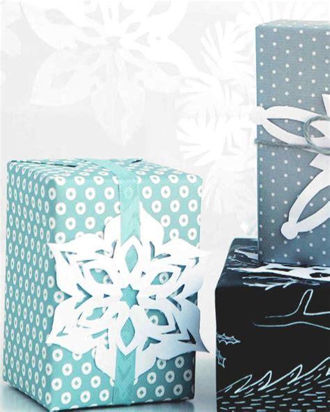 Wrapping Paper Folding Techniques - activit 233 manuelle hiver 3 projets faciles en papier pour