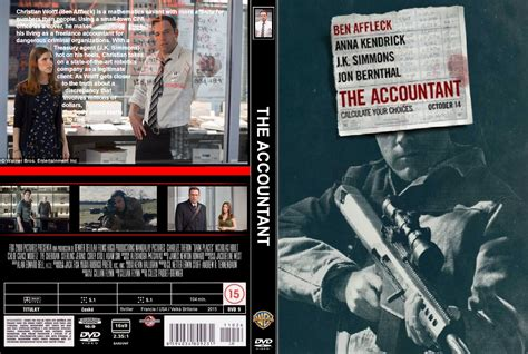 the accountant dvd cover label 2016 r0 custom