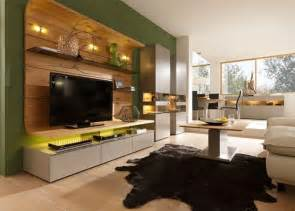 ideas for wall unit designs with storage for small living