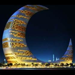 Moon Tower Crescent Moon Tower On