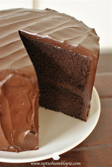 ate chocolate cake chocolate cake recipe dishmaps