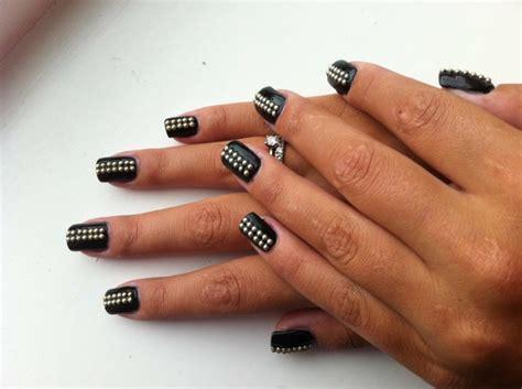 nagellack matt schwarz 100 nageldesign und manik 252 glitzer f 252 r