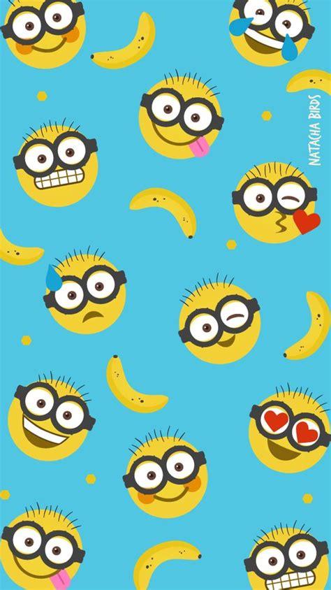 emoji banana wallpaper minions wallpaper wallpaper pinterest emoji