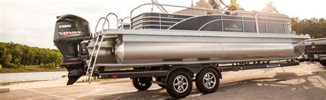 pontoon boat trailer height pontoon ez loader custom adjustable boat trailers