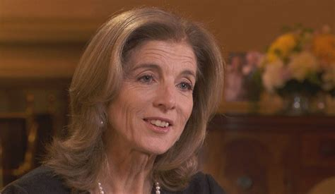 caroline kennedy caroline kennedy says 60 minutes missing the story