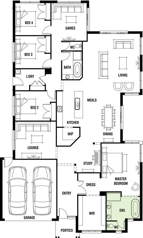 porter davis homes floor plans house design dakar porter davis homes decor house