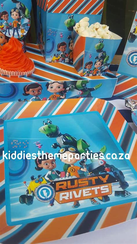party themes durban contact rusty rivets party supplies decor gauteng mpumalanga