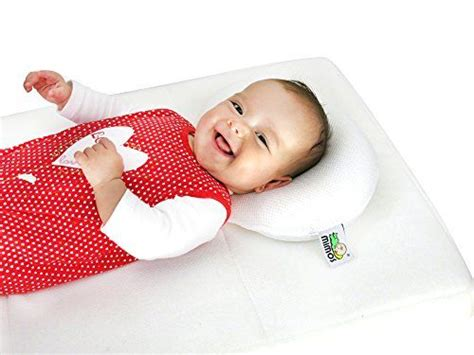 Mimos Baby Pillow by Mimos Baby Pillow Xl Airflow Safety German Tuv