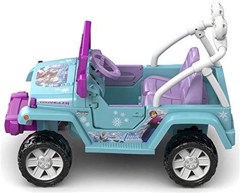 power wheels jeep frozen power wheels disney frozen jeep wrangler in the uae see