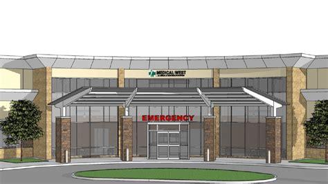 free standing emergency rooms crews building free standing emergency room in state wbma