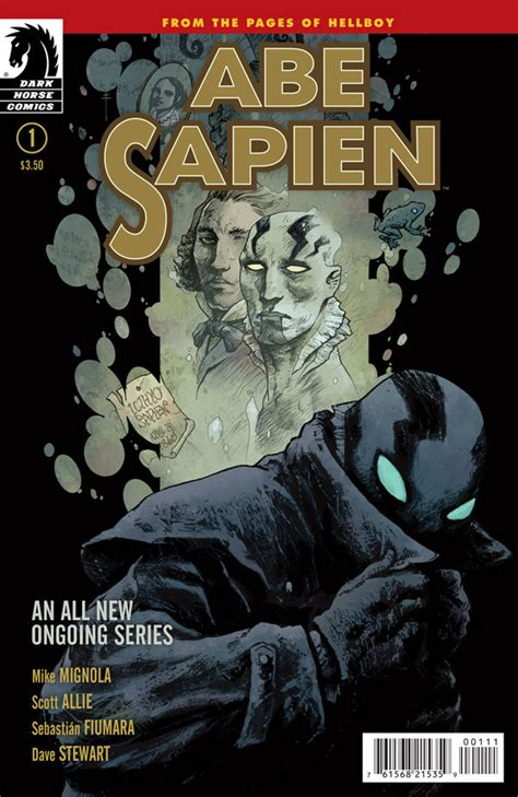 abe sapien dark and b076zsgcnk abe sapien 1 dark and terrible part 1 sebastian fiumara cover profile dark horse comics