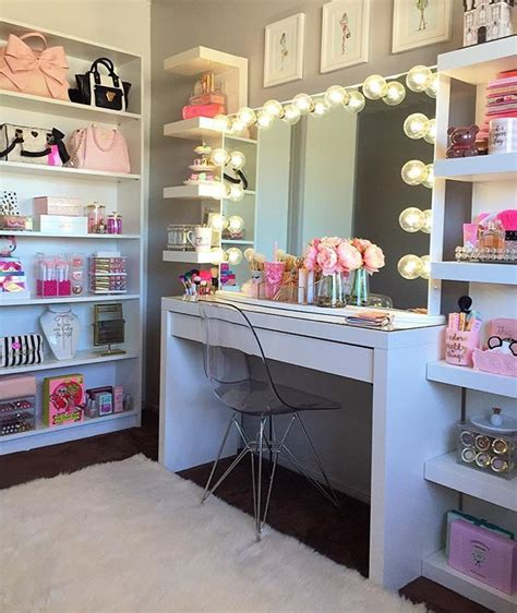 makeup vanity ideas for bedroom best 25 makeup room decor ideas on diy vanity