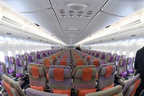 a380 kabine a380 linienpremiere emirates startet in wien durch