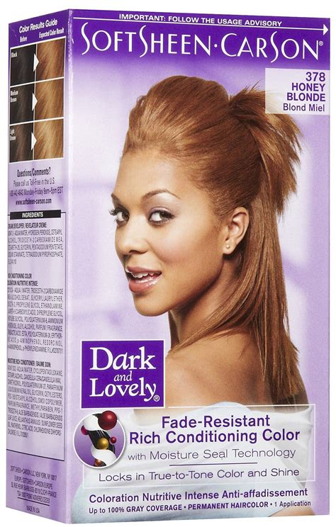 and lovely hair color and lovely honey 378 100 gray coverage