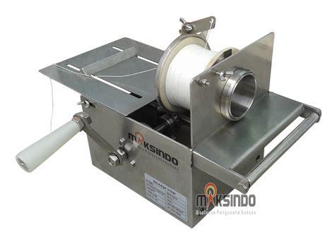 Jual Sho Metal Tangerang jual alat pengikat sosis manual mks ss44 di tangerang