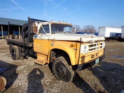 dodge w600 power wagons autos post