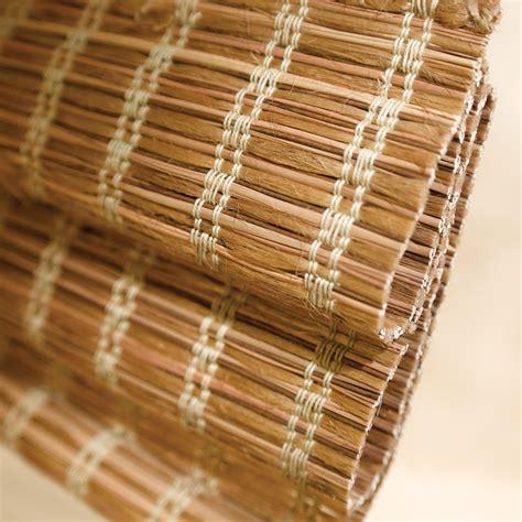 Douglas Provenance Woven Wood Shades Douglas Provenance Woven Wood Shades Detail
