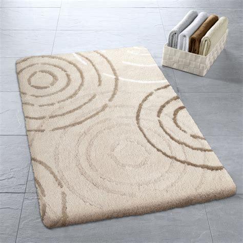 kleine teppiche fürs auto badezimmerm 246 bel beige
