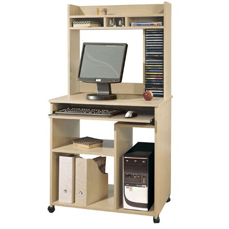 maple computer desk south shore maple computer desk 7213784