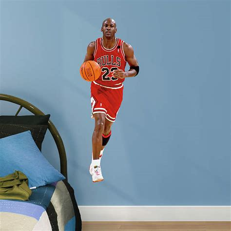 Fathead Gift Card - michael jordan fathead jr wall decal shop fathead 174 for chicago bulls wall graphics