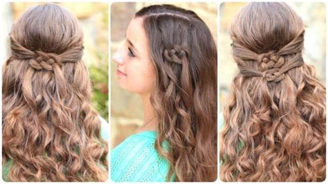 easy hairstyles for school trip peinados f 225 ciles