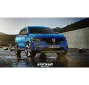 2017 Renault Koleos GT Rendered Already  Autoevolution