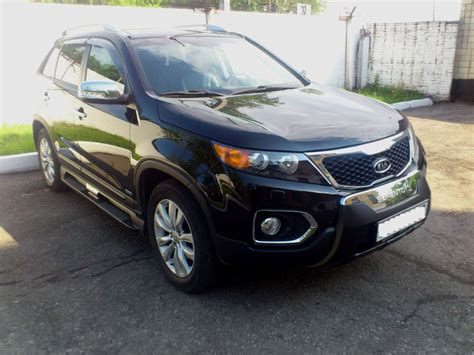 2011 Kia Sorento Issues Used 2011 Kia Sorento Photos 2200cc Diesel Automatic