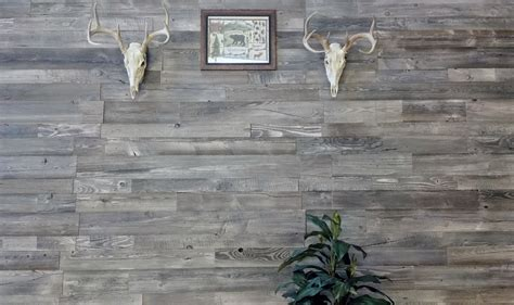Gray Paneling by Prefabricated Pallet Wood Wall Panels Sustainable Lumber
