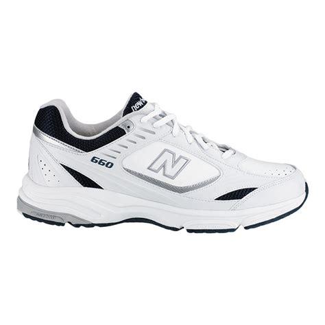 new balance s 660 2e wide width walking shoes white