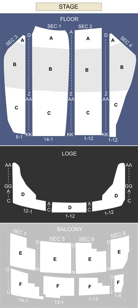 state theater mn seating chart state theater minneapolis seating chart state theater