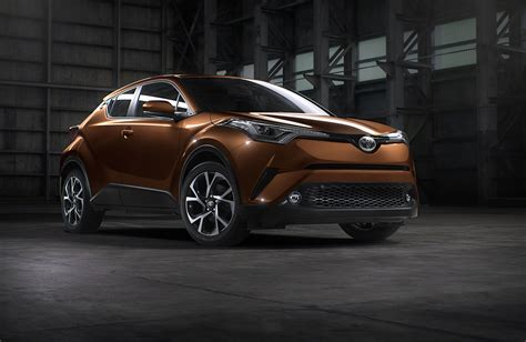 toyota new c hr australian details for new toyota c hr announced