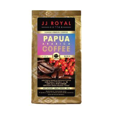 Jj Royal Coffee Gunung Biru Arabica 200g 100 Kopi Original jual jj royal harga kopi tubruk jj royal blibli