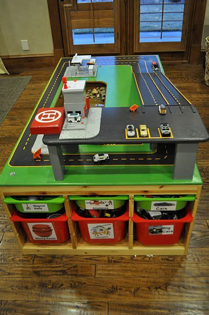 totally awesome diy car table craft ideas