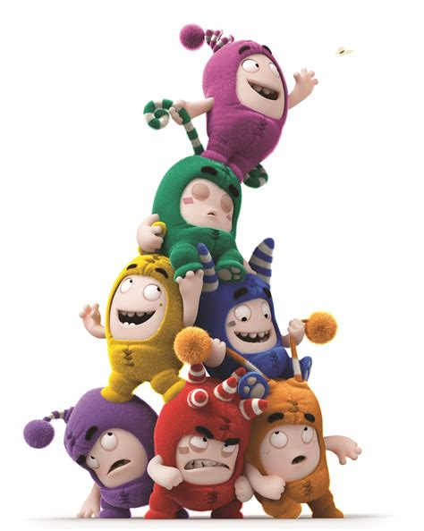 kidscreen 187 archive 187 just launched oddbods