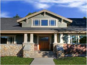ranch style homes craftsman bungalow lrg small house plans