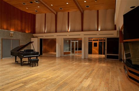 Live Rooms by Henson Recording Studios Studio A Live Room Gallery