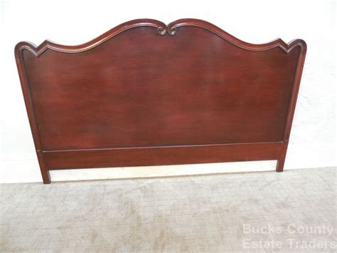 antique headboards king antique 1940s mahogany traditional king size bed headboard