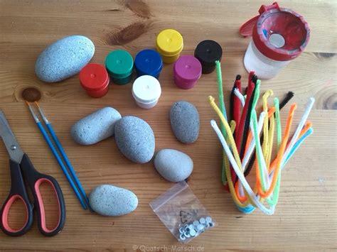 steine sauber machen tiere aus steinen basteln der familienblog f 252 r kreative