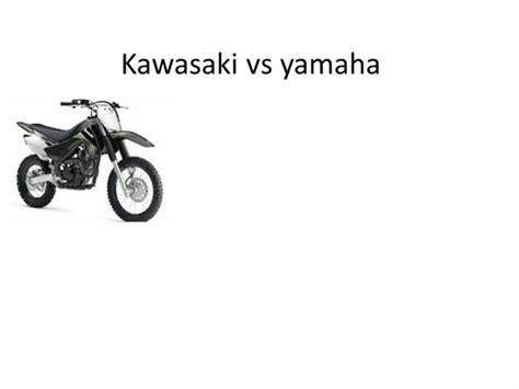 kawasaki powerpoint template kawasaki vs yamaha authorstream