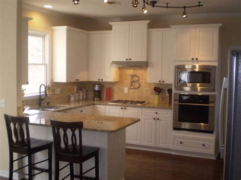 smaller kitchen makeovers before and after kitchen makeover ideas pinterest