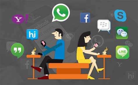 mobile messaging apps mobile messaging apps study india