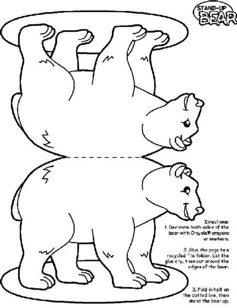 bear coloring pages for preschoolers bear coloring page preschool pinterest coloring