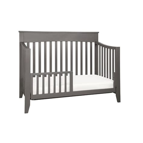 da vinci 4 in 1 convertible crib da vinci grove 4 in 1 convertible crib in slate m9301sl