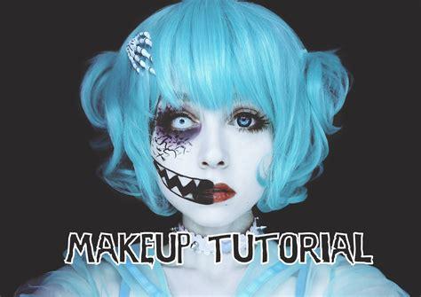 tutorial beauty blogger indonesia creepy cute makeup tutorial 171 adafruit industries makers