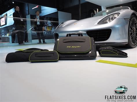 how much is the porsche 918 guess how much luggage for the porsche 918 spyder costs